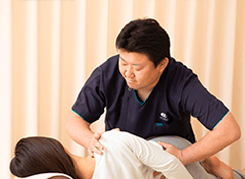 骨盤矯正、姿勢矯正、猫背矯正など矯正治療が得意な院です!